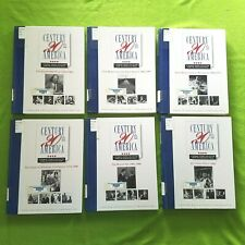Lot 6 20th Century U.S. history books: 1952-95 Civl Rights Vietnam Reagan Woodst