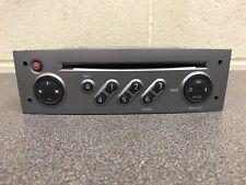 Renault car radio stereo CD player Update List Expert Grey Renrdw346-19 + Code