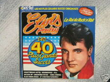 ELVIS PRESLEY DOUBLE 33 TOURS UK LES 40 PLUS GRANDS (2)