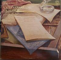 Charlie Parker 2-LPs Norman Granz Jam Session EX/VG+ Gatefold Verve 1976