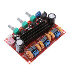 TPA3116D2 50W*2+100W 2.1 Channel Digital Subwoofer Power Amplifier Board
