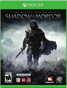 Middle-earth Shadow of Mordor (XBOX ONE) NEW