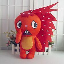 Happy Tree Friends Red Flaky Plush Stuffed Toy Doll Birthday Gift 38cm/15''