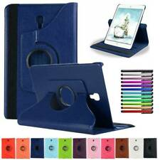 "For Samsung Galaxy Tab A S4 S5e 8"" 10.1 10.5 Flip Rotating PU Leather Case Cover"