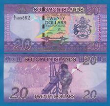 Solomon Islands 20 Dollars P 34 ND 2017 UNC Low Shipping! Combine FREE!
