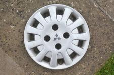 "1x genuine Mitsubishi Expo 14""  wheel trim hub cap cover  MR130115/6"