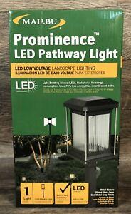 RARE Malibu Prominence LED Pathway light Model 8418-2106-01 NEW