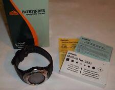 CASIO Pathfinder Sports Gear PAS-201 2531 Mens Wristwatch In Box - Very Nice