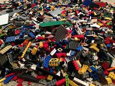 LEGO / 1000X PIECES / BRICKS / CLEANED / BUILD W-PARTS / Mixed Colors