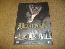 DVD DEVILMAN édition avec Sur-Etui cartonné - VF VOSTFR - Très bon état