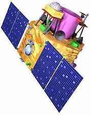 Cartosat 2 ISRO Earth Observation Satellite Handcrafted Wood Model Regular New