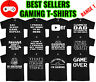Gaming Mens T-Shirts Funny t shirts Joke t-shirt Birthday Gift Video Game Party