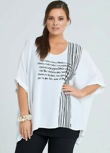 ts Taking Shape Tunic Top Size L  Its in the Script  style NWT