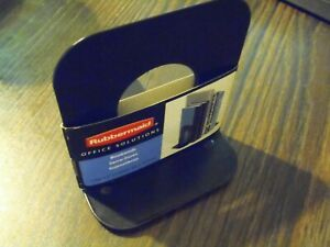 """Rubbermaid Bookends [Black, 5""""] BRAND NEW"""