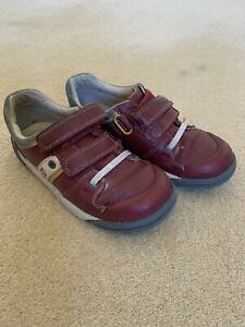 Clarks Boys Leather Shoes - Infant 11.5F