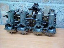 Kawasaki Z1 Z900 Mikuni 26mm Carbs Carburettors Vintage 4 Cylinder