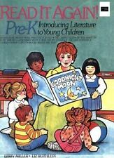 Read It Again, Grade Pre-K, Book 1: Introducing Literature to Young Children