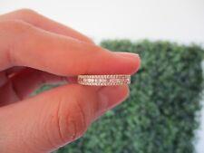 .38 Carat Diamond Rose Gold Half Eternity Ring 18k HE126 PRE-ORDER sep *