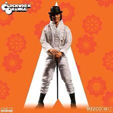 "MEZCO ONE:12 COLLECTIVE A Clockwork Orange Alex Delarge 6 ""figure SHIPPING SOON!"