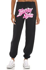 ONLY 1 AVAILABLE! BOYS LIE Heaven Sighs Pink Sweatpants SIZE MEDIUM!