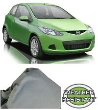Car Cover Suits Mazda 2 (3 Door) Hatchback to 4.06m Weathertec Ultra Non Scratch