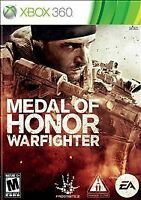 Medal of Honor: Warfighter - Limited Edition (Microsoft Xbox 360, 2012) Complete