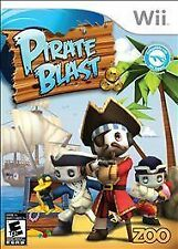 Pirate Blast (Nintendo Wii, 2011)