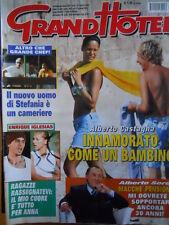GrandHotel n°34 2002 Fotoromanzo con Sonia Bruganelli e Simona Tagli  [C35A]