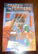 Transformers Inserts (1984-1985 Hasbro) #THUNDERCRACKER NM