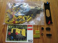 LEGO Eisenbahn alt 4,5V / 12V Lok Set 162 komplett
