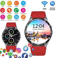 Premium 3G Smart Watch Android Bluetooth Phone Camera SIM WIFI GPS Google Map