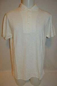 EIDOS Napoli Man's 3 Button Premium Polo T-shirt NEW Size X-Large Retail $150