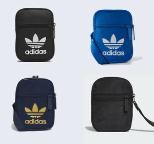 Adidas Trefoil Festival Bag Small Item Organizer Crossbody Shoulder Bag DV0216
