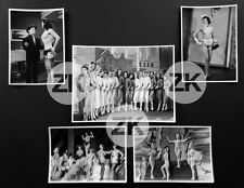 AH! LES BELLES BACCHANTES Nu EROTISME Strip-tease Paris BLUEBELL GIRLS 5 Phot 54