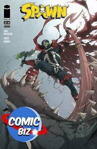SPAWN  #314 (2021) 1ST PRINTING REVOLVER VARIANT COVER C  IMAGE COMICS