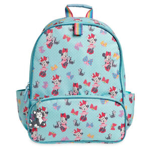 Authentic Disney Minnie Mouse Backpack Kids School Bag New