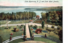 Lake Hopatcong,New Jersey,View from Hotel Breslin,c.1901-06