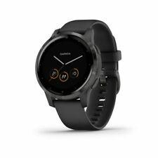 GPS Garmin Vivoactive 4S SmartWatch - (Negro/Pizarra)