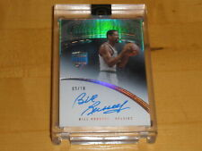 2019-20 Panini Eminence Basketball Gilded Graphs Auto Bill Russell 09/10