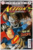 Action Comics #958 DC Rebirth 2nd Print Variant 2016 COVER A