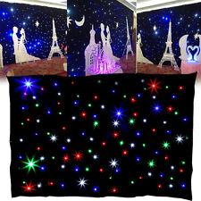 3x2m Stern LED Sternvorhang Bühnenbeleuchtung Für Romantisch Hochzeiten DJ