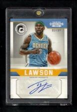Ty Lawson CONTEMPORARY CONTENDERS Auto #3/99! Jersey #! 1/1? SP! Kings! Nuggets!