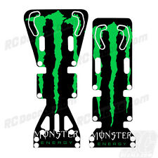 T-Maxx / E-Maxx INTEGY Skid Plate Protectors Monster- Green - Traxxas