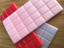 Large Wax Melt Snap Bar Strong Scent Throw Many Fragrances