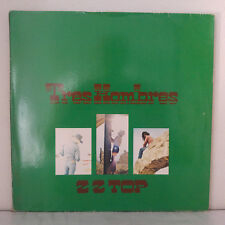 ZZ Top ‎– Tres Hombres - Vinyl, LP, Album, Reissue, Gatefold - GERMANY