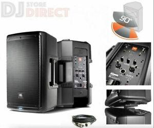 "JBL EON 610 10"" 1000W 2 Way Active Powered DJ PA Speaker Bluetooth EX-DISPLAY"