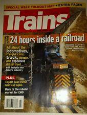 Trains Magazine July 2008