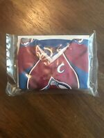 2007 Upper Deck Mini Jersey Collection Jerseys Home Joe Sakic Colorado Avalanche