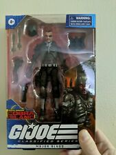 GI Joe Classified Cobra Island Target Exclusive Major Bludd