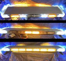 Whelen Lfl Liberty Sw8 Wecan Super Led Lightbar Traffic Advisor Msrp 3798